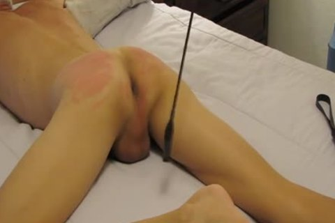 ass Whipping And CBT