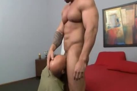 old man bonks Muscle Hunk Zeb Atlas