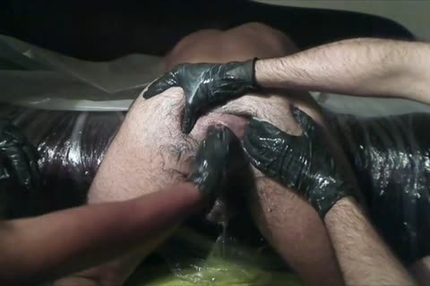 Second Part Of This sexy Session In Which Blackdanus And I Fist Ultra tasty And hirsute Kaminoken. We Try Double Fisting, Alternate And Synchronize Our Hands In A Smoother Way Than In The First Part.