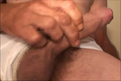 Just A small in number Minutes Of A clip I Have, An old ugly man Shows His attractive large Uncut tasty 10-Pounder And tasty ass
