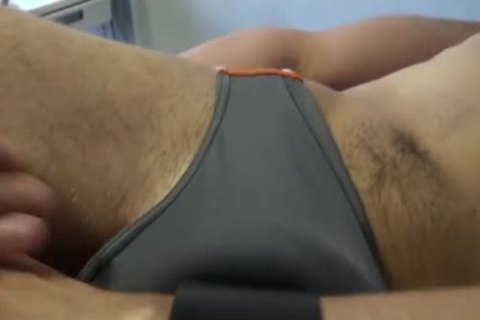 Soft Tender Edging And Denial Play In sexy Speedos. Touching, Stroking, Humping, enchanting.