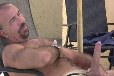 HotOlderMale - Jason Proud pounds Brock Hart