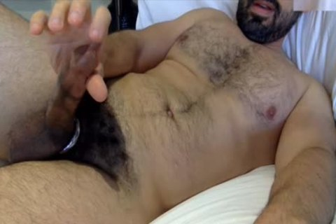 After A long Edging Session, Married (notice The Wedding Ring) lad Busts A monstrous Nut And CUMs On His Face And Beard. Rate & Comment To Tell Me What you Think.