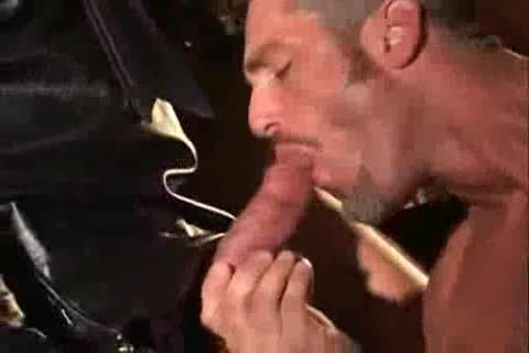 Colton Ford Leather orgy