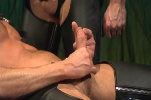Leather fucking And Fisting: Colin Steele & Rick Van Sant