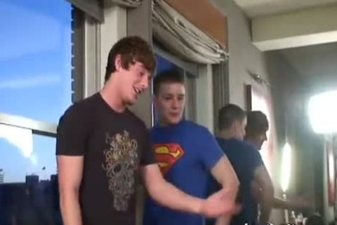 Brent Corrigan receive poked By twinks