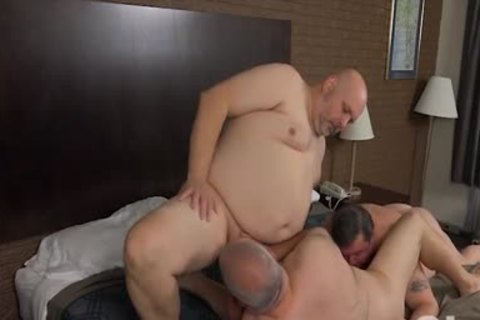 drilling His Blistering corpulent Bumhole