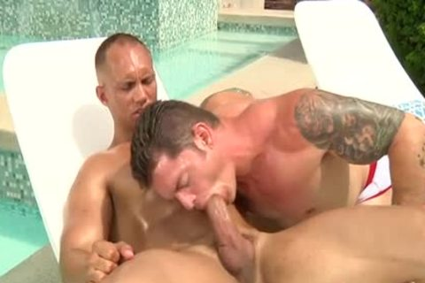 John Magnum And Mitchell Rock In easy Summer