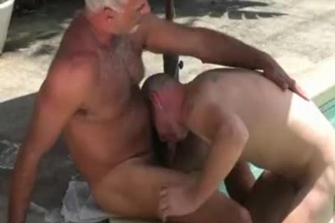hirsute And unprotected - Jeff Grove And Christian Matthews