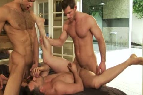 Distraction: Dario Beck, Dean Flynn & Marco Blaze!!