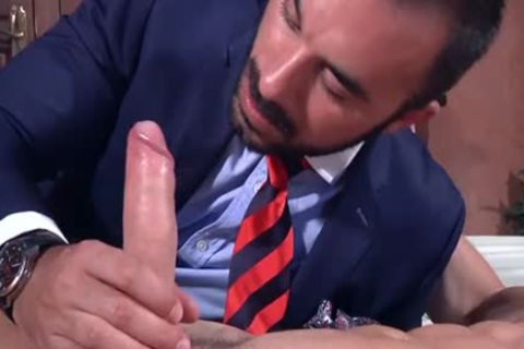 Muscle homosexuals a-hole Ramming Slap Uglies And goo flow - BoyFriendTVcom