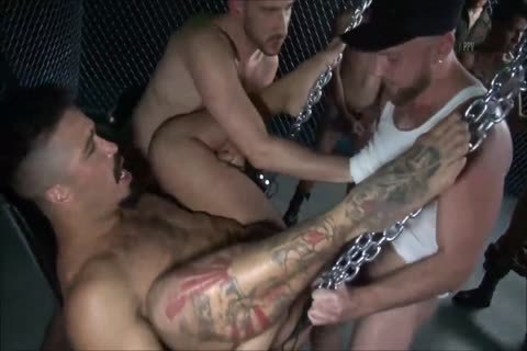 unprotected - The large gang bunch-sex - II