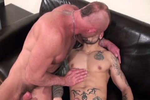 studs Doing What studs Do best; Pumping Each Other Full Of horny Loads Of sperm