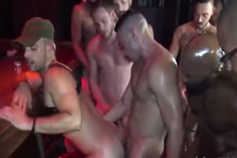 Fire Island orgy (Parts 1 & 2)