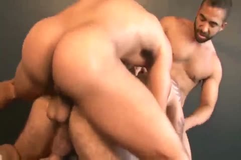 Antonio Biaggi Urinate N plow Three-some