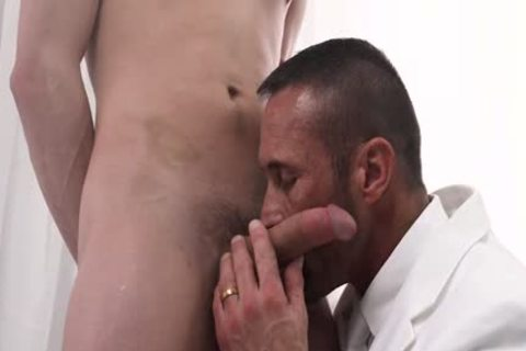 MormonBoyz - Daddy bonks twink unprotected In Office
