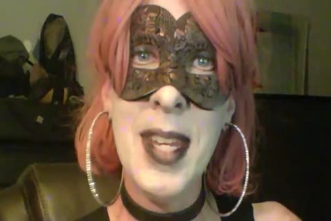 stunning Dancing Goth Cd cam Show Part two Of two