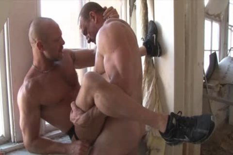 Chad Brock And Ed hammer bare
