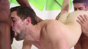 Thoroughbred - Diego Sans & Griffin Barrows cumshot Hump