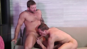 Spymaster - Colby Jansen and Tommy Regan butthole nail