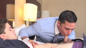 young Conservatives - Will Braun, Topher Di Maggio anal Nail