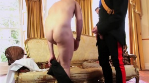 A Royal Fuckfest - Connor Maguire & Paul Walker butthole Love