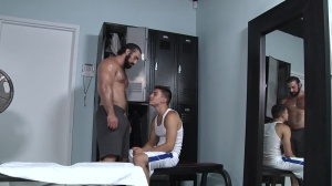 Losing My Innocence - Jaxton Wheeler with Anthony Verusso butthole poke