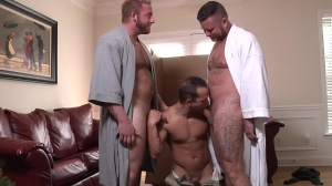 My Two Daddies - Charlie Harding, Luke Adams anal Love