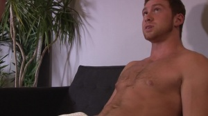 Towel Dry - Connor Maguire with Dirk Wakefield anal bang