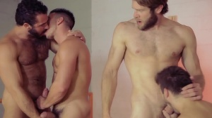 Howl - Jessy Ares, Colby Keller anal Nail
