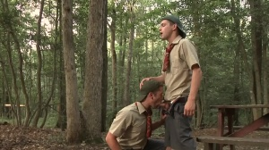 Scouts - Johnny Rapid and CK steel pooper Nail