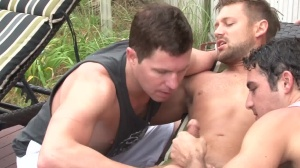 Retribution - Bobby Clark with Jack King anal Hook up