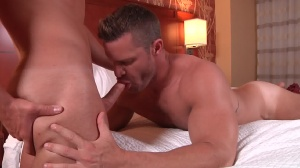 Not Divorced Yet - Landon Conrad & Logan Vaughn pooper pound