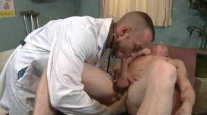 The Prostate Exam - Jessie Colter & Evan compassion butthole Hump