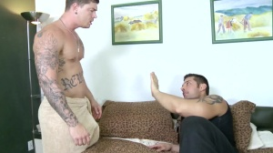 Setting Up The Roommate - Marcus Ruhl & Sebastian young butthole Love