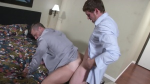 The Cheat Out - Landon Conrad with Connor Maguire ass Hook up