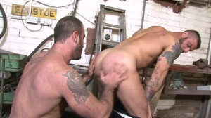 Late For Work - Spencer Reed & Alex Marte ass job