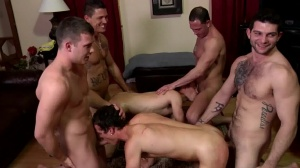 Disqualified - Sebastian young & Hayden Richards butthole Hook up