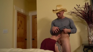 The Ranch Hand - John Magnum and Allen Lucas butthole Nail