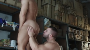 Heart's wish - Francois Sagat and Diego Reyes butt fuck