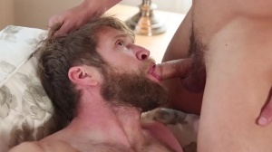 Fire Island Fuckfest - Colby Keller and Brandon Cody ass pound