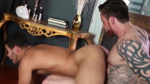 From A(pp) To Z - Jordan Levine with Kaden Alexander butt sex