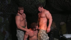 journey Of Duty - Zeb Atlas with Colby Jansen butthole Nail