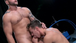 The Gaytrix - Colby Jansen and Darius Ferdynand a bit of arse