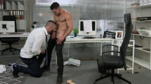 Defiance - Paddy O'Brian with Victor D'Angelo anal Hump