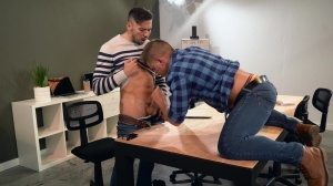 Switch Glass: raw - Jake Porter, Shane Jackson ass invasion