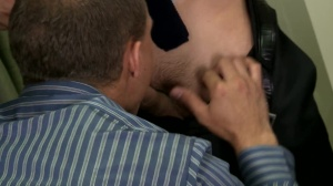 Paying The Debt - John Magnum with Topher Di Maggio ass poke