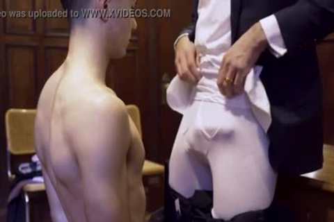 MormonBoyz - Ripped Missionary twink Permeates A Powerful Priests wild butthole