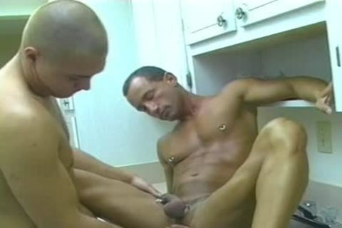 Steamy dude Desperately Wants A cock In The Rear