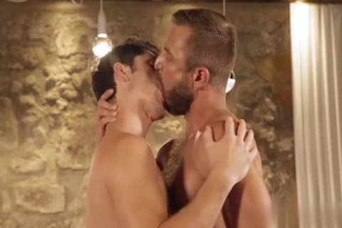 GayRoom - Dylan Knight banged By A Plunger And Peter Fields big ramrod
